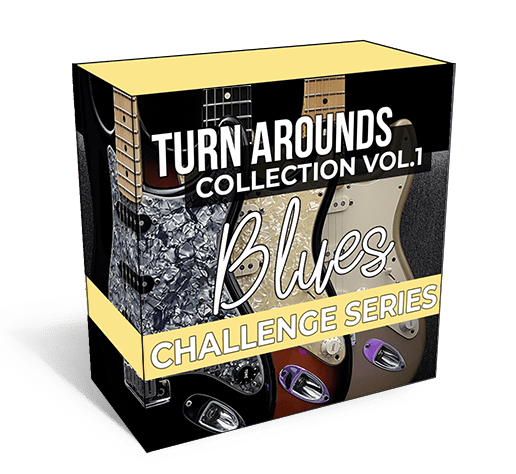 Blues Turnarounds Collection Vol.1