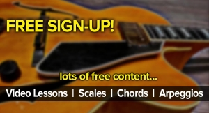 Lessons and Resources for Guitarists