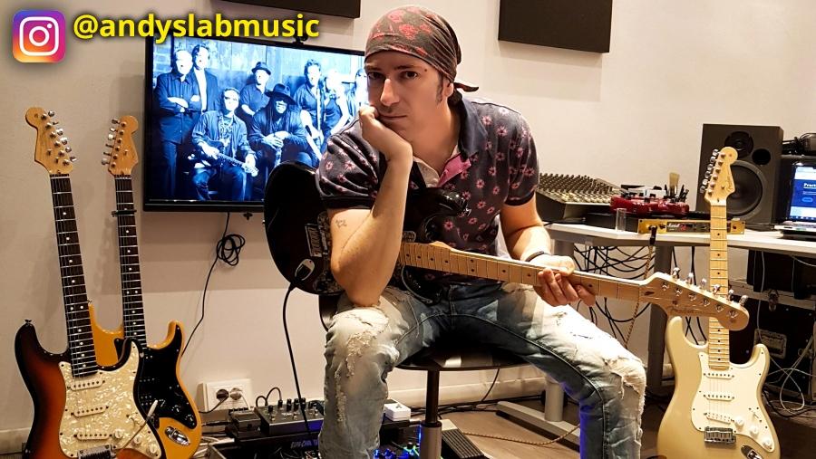 Andy's Lab - La scuola di musica a Livorno