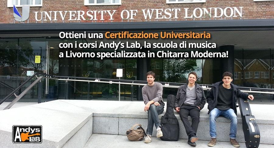 La Certificazione Universitaria